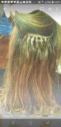 Título do anúncio: Mega hair promoção  80,00meia cabeca amarradinho.