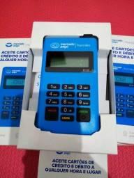 Máquininha de passar cartão *Bluetooth