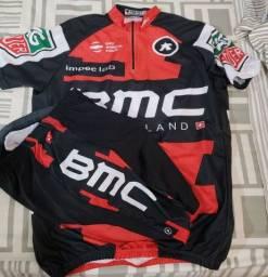 Conjunto ciclismo bmc