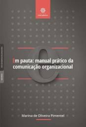 Livro - Em pauta: Manual da Comunicação Organizacional