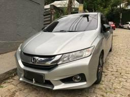 Honda City  2015 gnv5 geração