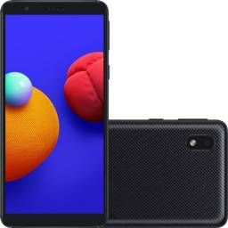 Smartphone Samsung Galaxy A01 Core 32GB 4G Wi-Fi Tela 5.3 preto