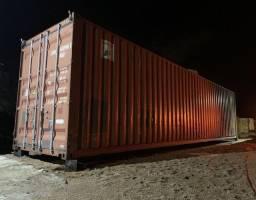 Container Cru / 40 pés HC