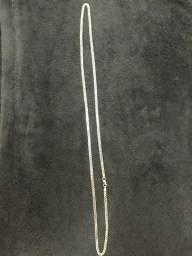 Corrente prata 925 70cm 3mm