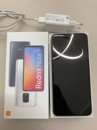 Xiaomi Redmi Note 9 Pro (64 mp) Dual Sim 128 GB Cinza- interestelar 6gb Ram