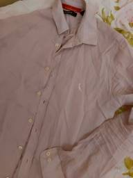 Camisa reserva manga longa