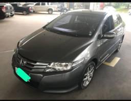 Honda city ex 1.5 2012 automático