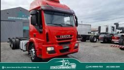 Iveco Tector 240E28, 6x2, 2014, impecável