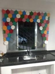 Bandô ( cortina de cozinha)
