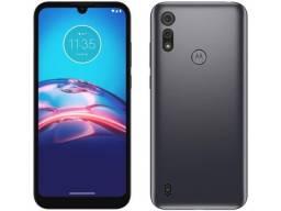 Smartphone Motorola Moto E6i 32GB Cinza Titanium - 4g 2gb ram - Na Caixa