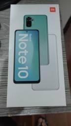 Redmi Note 10 - Preto - 64gb