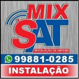 Instalador de Antena Via Satelite e Digital