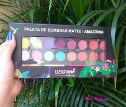 Paleta de Sombras Ludurana Amazônia 24 cores