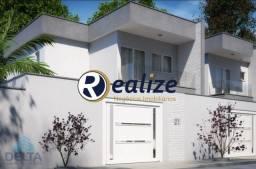 CA00179 Casa Duplex em construção composta por 3 quartos sendo 1 suíte em Guarapari-ES