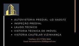 Autovistoria Predial - Lei 6.400/2013