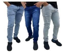 Calça jeans masculina /entregamos a domicílio varejo e atacado