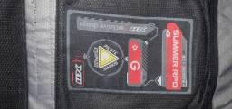 jaqueta moto masculina X11 semi nova