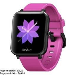 Relógio feminino Smartwatch Zeblaze para pessoas exigentes