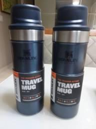 Copo Caneca Garrafa Térmica Stanley Travel Mug  470ml