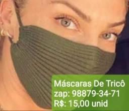 Mascara tricô