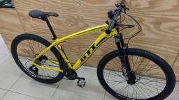Bicicleta GTI Roma 29 Shimano 24v M17 Amarela