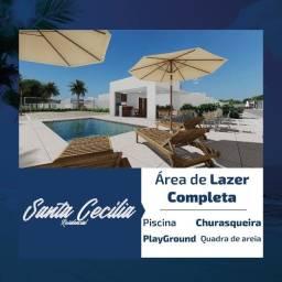 Santa Cecília Residence - Marechal Deodoro - Super Lançamento