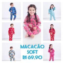 MACACÃO SOFT INFANTIL