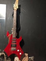 Guitarra warlock golden