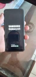 Samsung A11 lançamento 64 gigas Semi-novo Promoção....