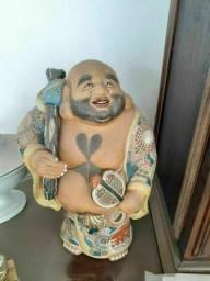 Buda antigo porcelana Japonês