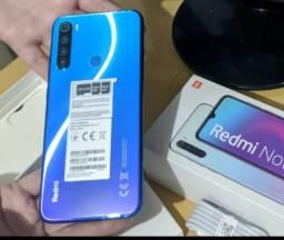 Xiaomi Redmi Note 8 - 3 semanas de uso
