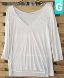 Blusa de malha G da Le Lis Blanc