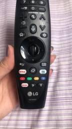 Controle remoto LG novo