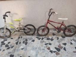 Bicicleta caloi anos 80