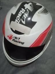 Capacete racing