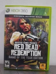 Red Dead Redemption edição especial para Xbox 360