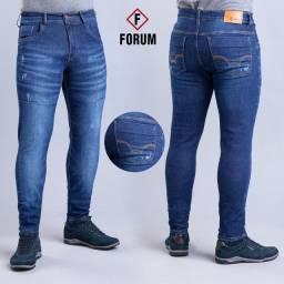 Calças masculinas premium