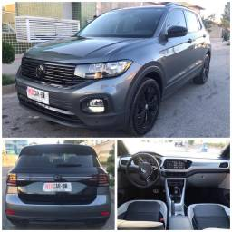 T-cross 1.4 tsi highline completo 7 meses de uso
