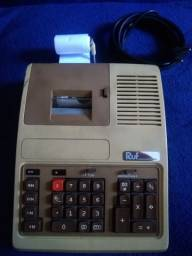 Calculadora elétrica Ruf funciona tudo