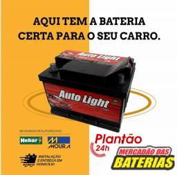 Baterias Auto Light
