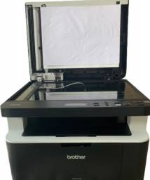 Impressora multifuncional brother 1617nw