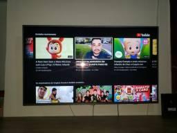 """Smart tv philips 55"""" 4K"""