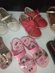 Lote calçados numero 26