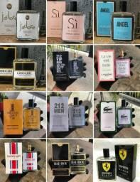 Kit 3 Perfumes Similares 100ml R$ 100,00