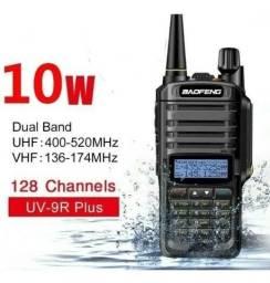 Radio Comunicador Baofeng Uv9r Plus Resistente Agua Vhf/uhf