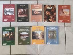 Livros clássicos da literatura ( 9 livros)