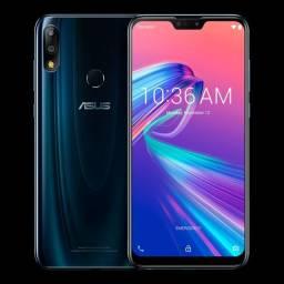 Smartphone ASUS Zenfone Max Pro (M2) 6GB/64GB Black Saphire - Novo (Lacrado)