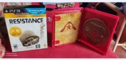 Kit Jogo Resistence Collection Ps3