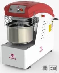 Amassadeira Espiral 40Kg 2 Velocidades Motor 3 C.V 220V