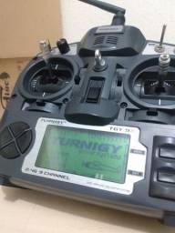 Rádio controle Turnigy 9x